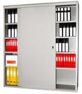 Металлические шкафы - купе архивные AL, ALS