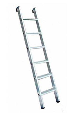 Лестницы односекционные алюминиевые
