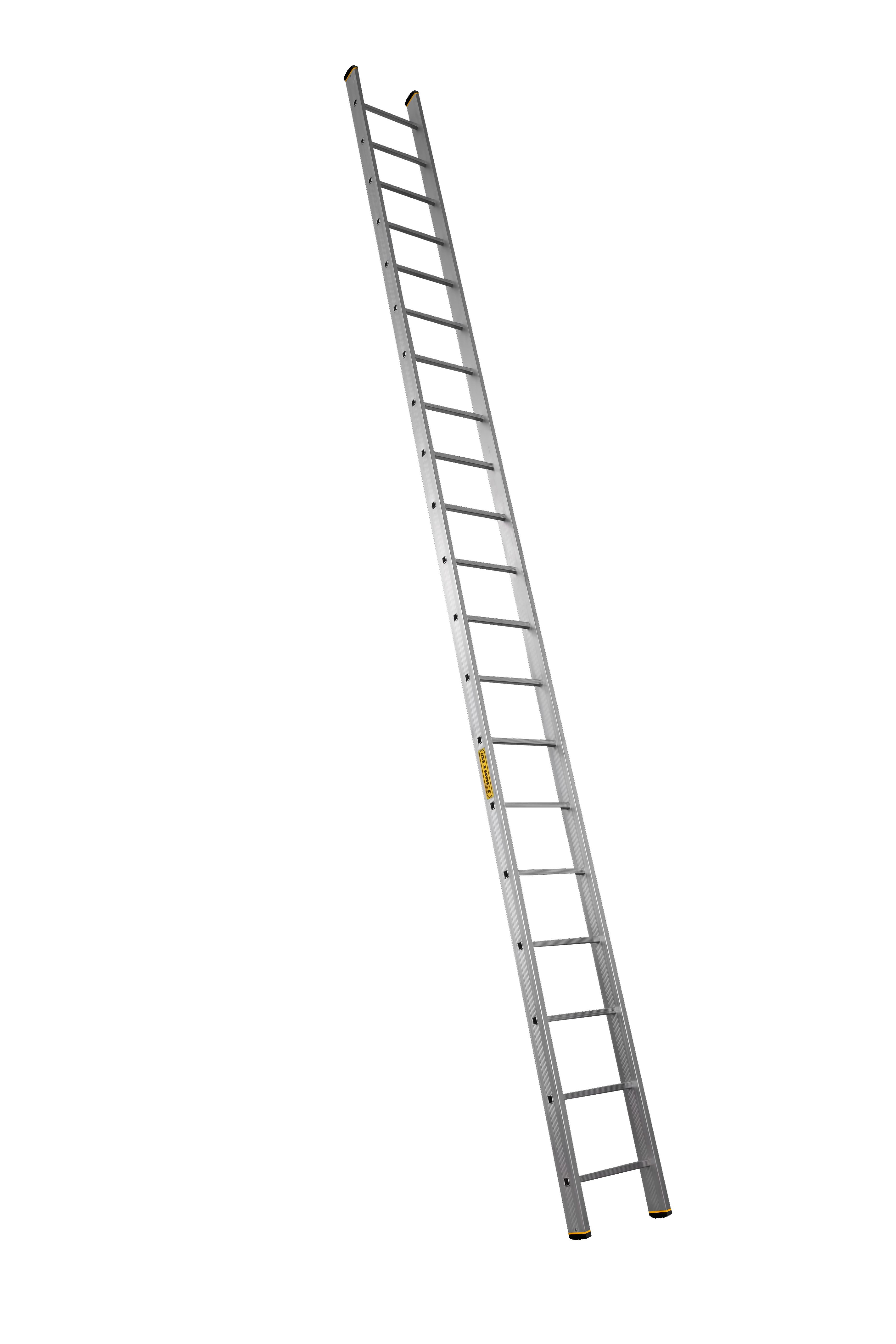 Лестницы усиленные профессиональные односекционные
