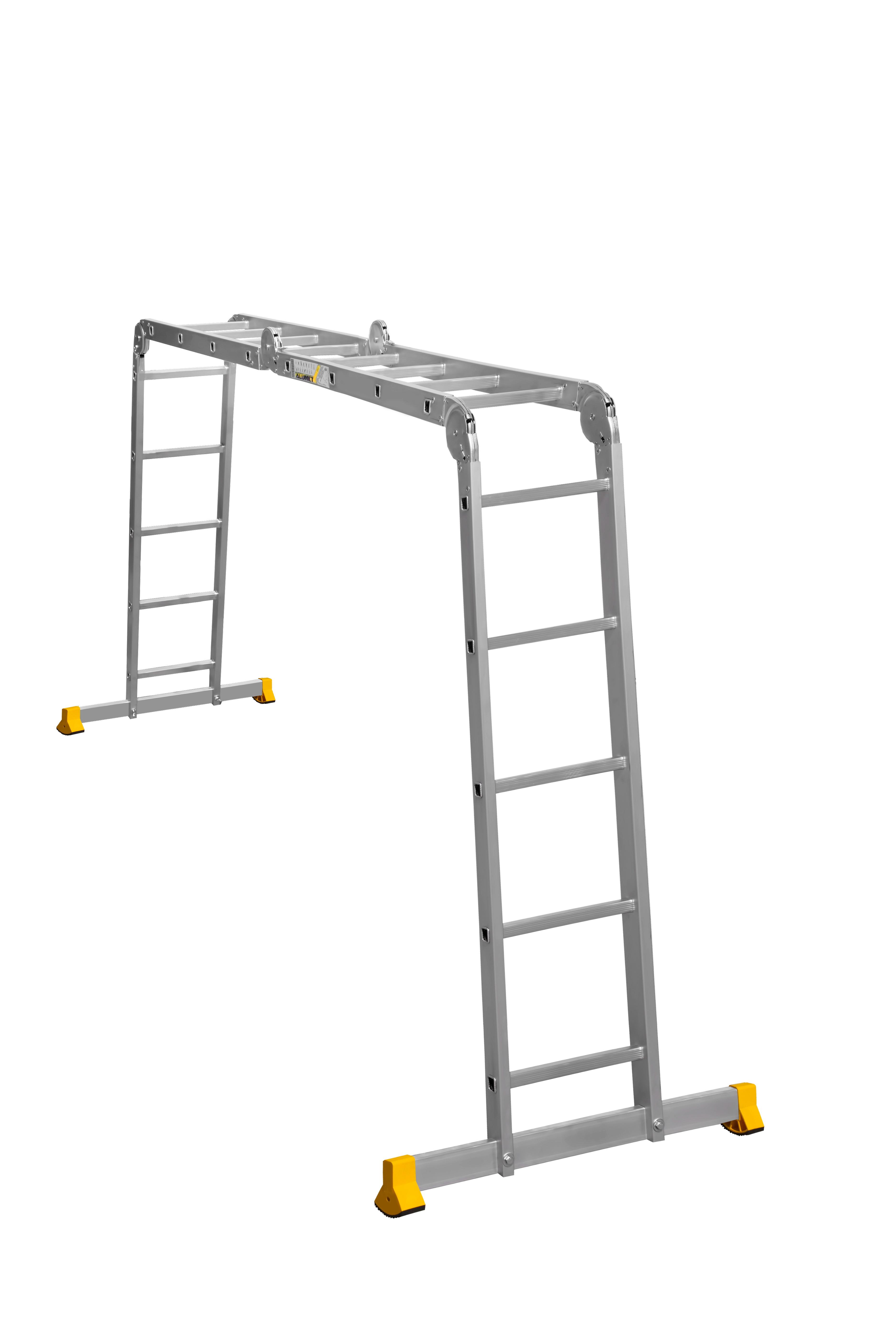 Лестницы трансформеры, шарнирные