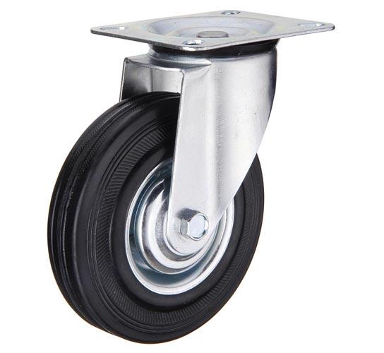 Промышленные колесные опоры поворотные
